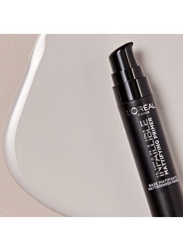 L'Oréal Paris Infaillible Matlaştırıcı Makyaj Bazı Renksiz